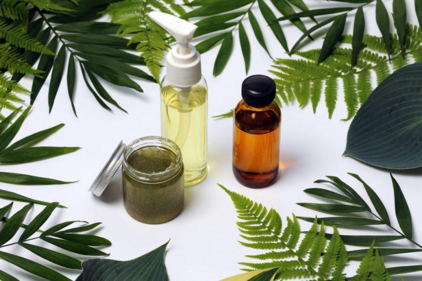 les huiles naturelles